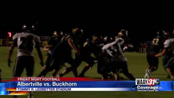 Week four of high school football in North Alabama