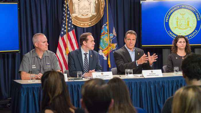 New York Gov. Cuomo To Ban Flavored E-Cigarettes