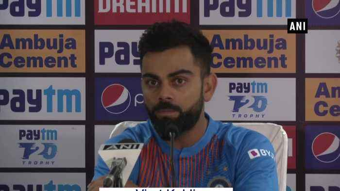 Need to try different combinations for next T20 World Cup Virat Kohli