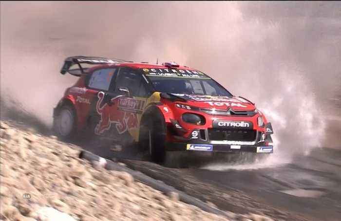 Ogier extends his Rally Turkey lead