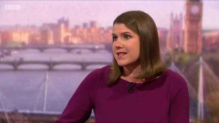 Jo Swinson: I'll cancel Brexit if I'm PM