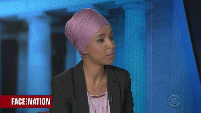 Ilhan Omar On Face The Nation