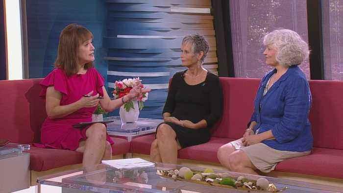 Dr. Rebecca Thoman & Marianne Turnbull Join Esme Murphy In Studio
