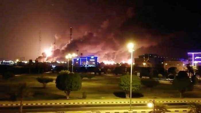 Saudi oil attacks: Iran denies links to drone strikes