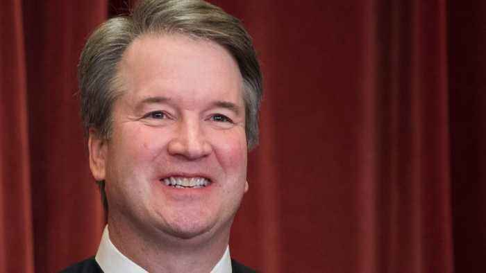 Trump Urgest Kavanaugh To Sue New York Times For Libel