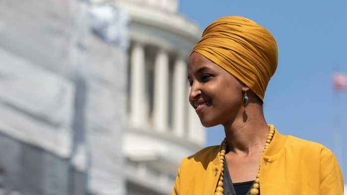 Ilhan Omar And Ayanna Pressley Dance To Lizzo's 'Truth Hurts'