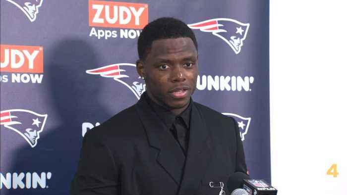 Josh Gordon Discusses Antonio Brown's Impact On Patriots Offense