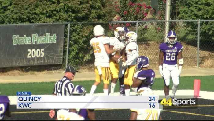 College Football: KWC Falls To Quincy