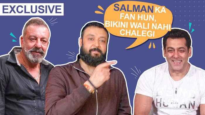 Dabangg 3 Actor Santosh Shukla Won't UPSET Salman Khan | Rapid Fire With Santosh Shukla EXCLUSIVE