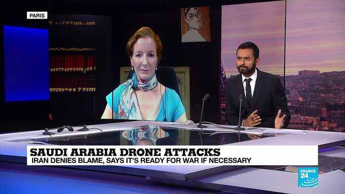Saudi Arabia drone attacks: Donald Trump says US is 'locked and loaded' to retaliate