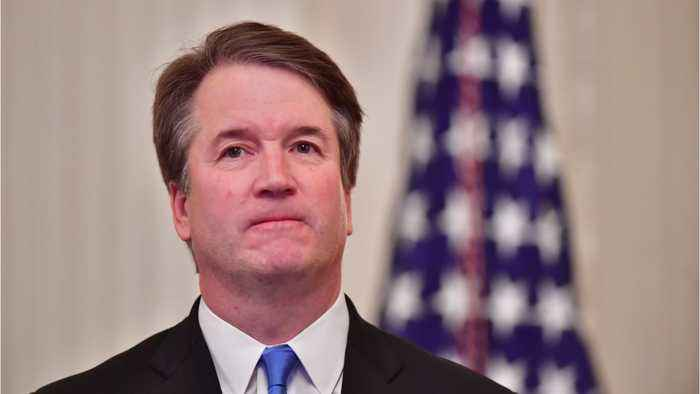 Democrats Go After Supreme Court Justice Brett Kavanaugh With New Sexual Harassment Allegations