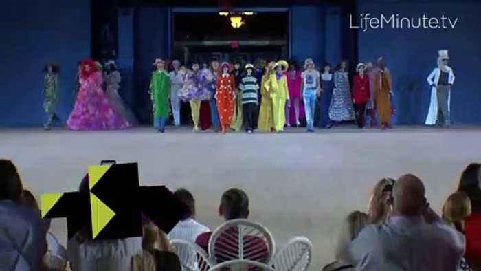 Anna Wintour, Zendaya and More at Marc Jacobs Magical NYFW Spring 2020 Runway Show