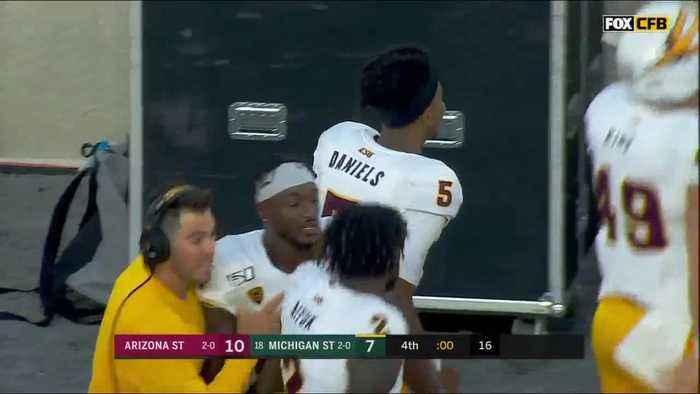 Justin Rose rant on Michigan State loss to Arizona State