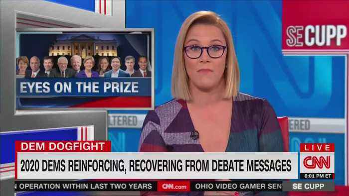 Republican S.E. Cupp — 'Goal of This Whole Thing is to Beat Trump'