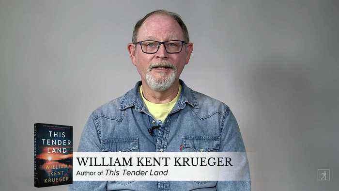 William Kent Krueger on His New York Times Bestselling Book This Tender Land