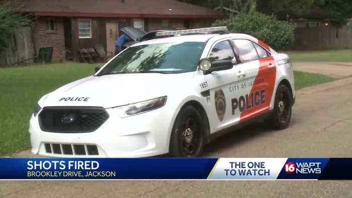 Shots fired in broad daylight in South Jackson