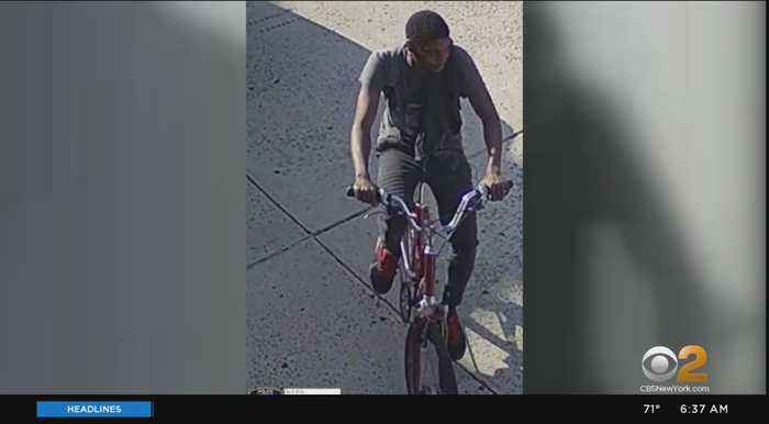 Suspect On Bicycle Wanted In Queens Groping Incidents