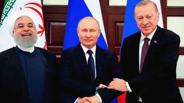 Syria's war: Turkey, Russia and Iran to discuss Idlib truce