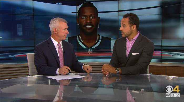 Sports Final: Breaking Down Antonio Brown's Debut With Patriots