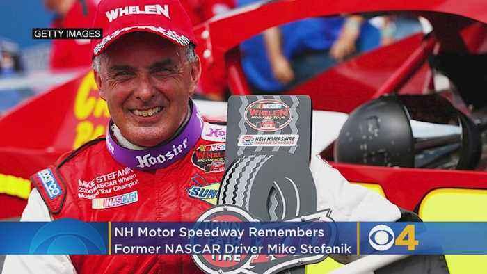 NASCAR Driver Mike Stefanik Dies In Plane Crash