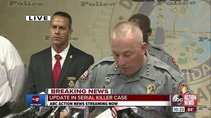 Update in Florida serial killer case