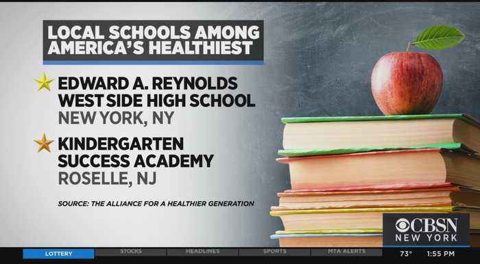 2 Tri-State Area Schools Named Among America's Healthiest