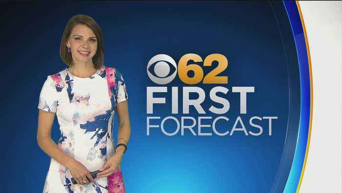 First Forecast Weather September 17, 2019 (This Morning)