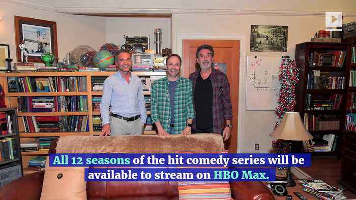 HBO Max Lands 'Big Bang Theory' in Reported $1 Billion Deal