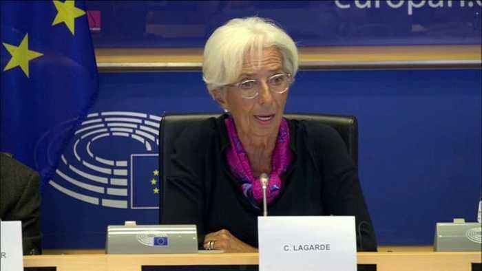 Christine Lagarde gets European Parliament approval as next ECB chief
