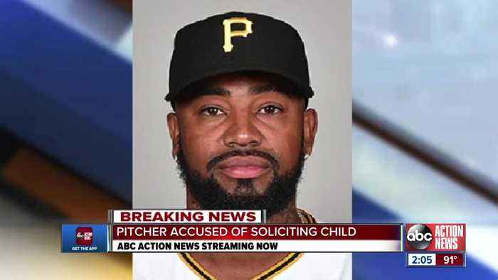 Felipe Vazquez arrested on allegations of soliciting a child for sex in Florida