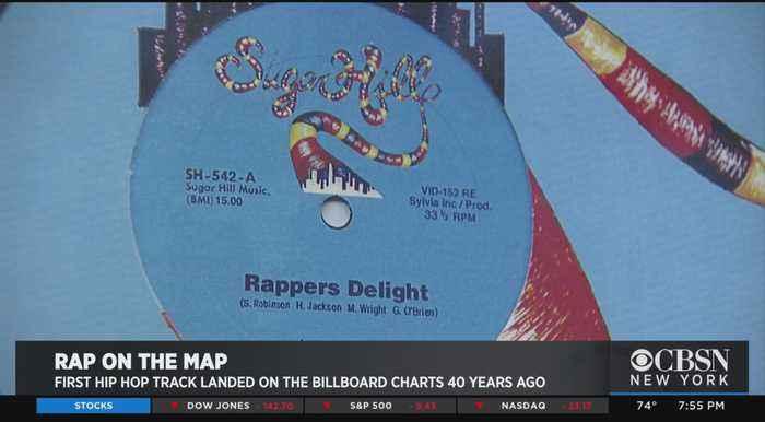 'Rapper's Delight' Celebrates 40th Anniversary