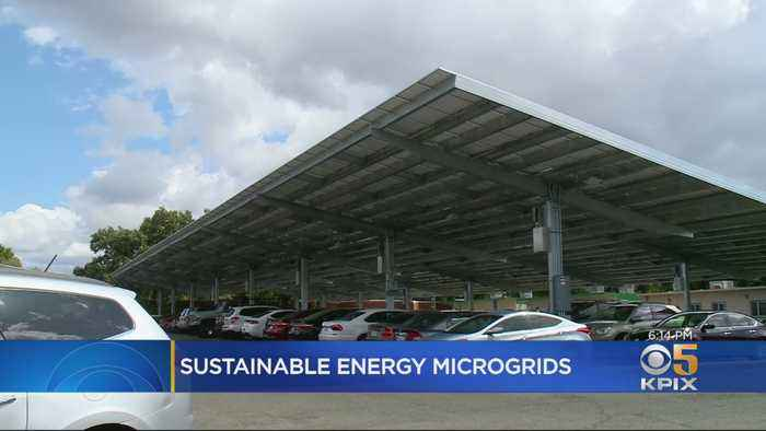 North Bay Community Builds Its Own 'Micro-Grids' In Case Of Emergency PG&E Blackout