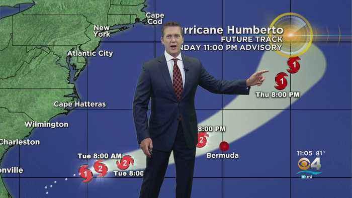 Tracking The Tropics 9/16/19 11PM