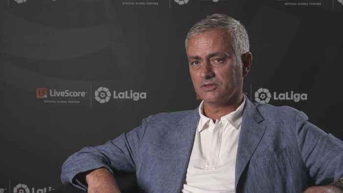 Speed & Innovation in Football - Jose Mourinho, Football Coach
