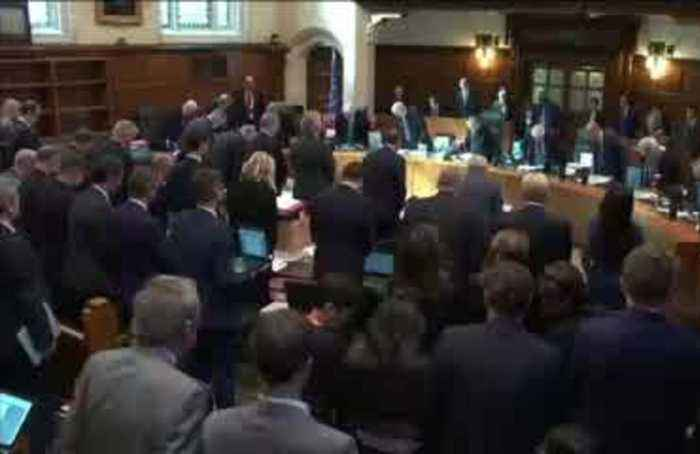 UK's top court to rule on parliament suspension