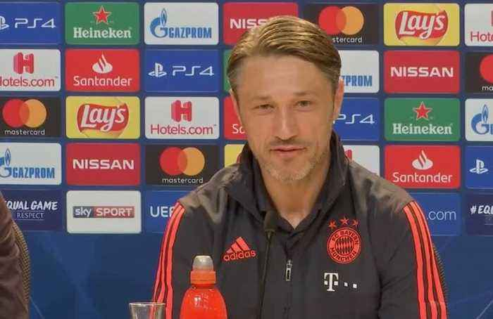 Kovac 'convinced' Bayern will do better in Champions League