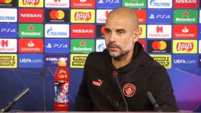 Pep: I am ready for the challenge!