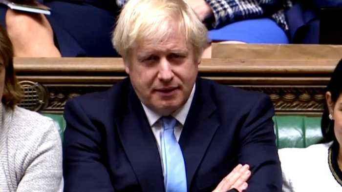 UK Supreme Court begins hearing on parliament suspension