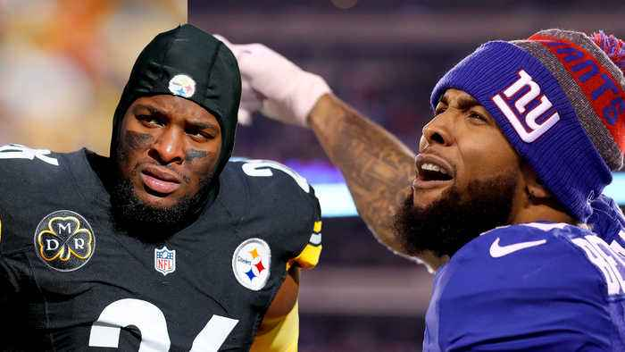 Le'Veon Bell Spotted CRYING On Sideline During Loss To OBJ & Browns