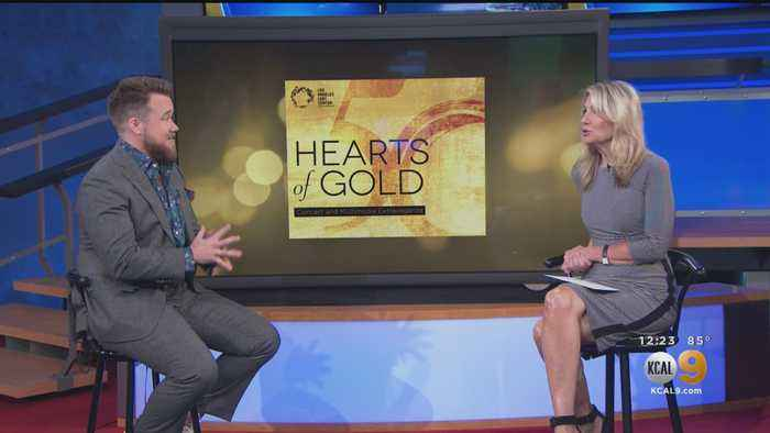 'Survivor' Star Zeke Smith Talks LGBTQ Activism, Hearts Of Gold Concert