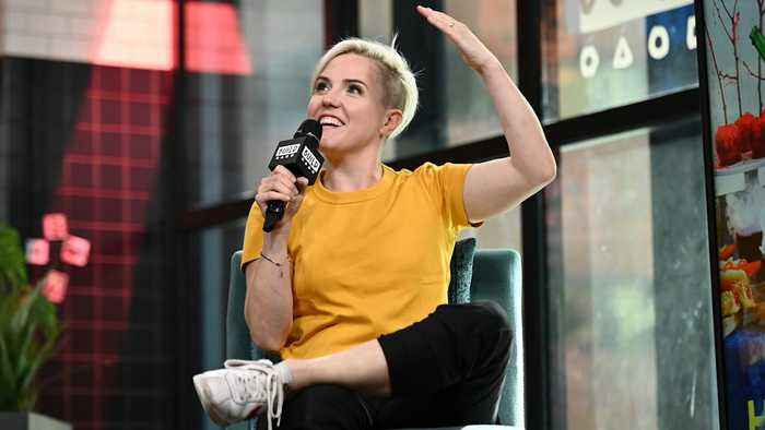 Hannah Hart On Separating Her Person From Her Brand