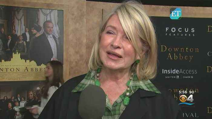 Martha Stewart Shares Advice On How To Stop Prison From Killing Felicity Huffman's Career