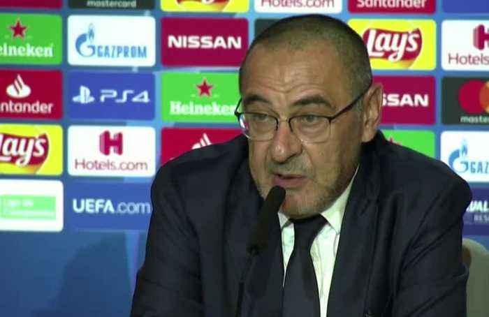 Italian teams not UCL favourites - Sarri, Ronaldo a goal machine - Simeone