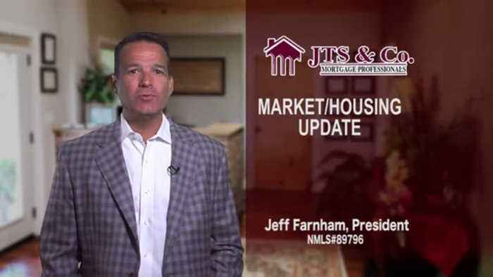 JTS Mortgage Minute 09/17/19 Good Time to Purchase/Refinance