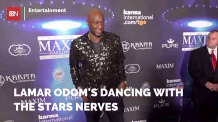 Lamar Odom Is Getting Cold Feet