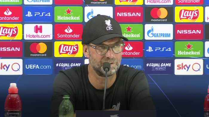 Klopp: Penalty call was game changer for Liverpool