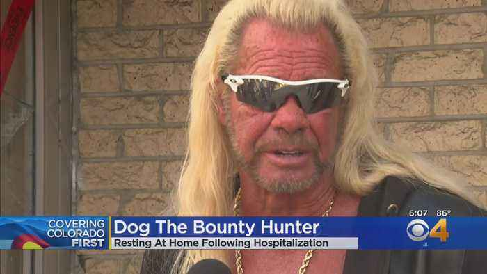 Duane Chapman Resting Comfortably At Home After 'Heart Emergency'