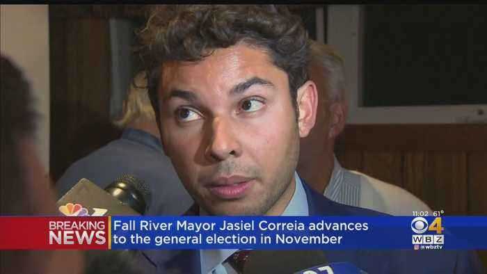Fall River Mayor Advances To General Election