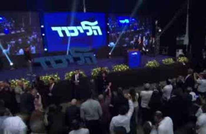 Netanyahu makes no victory claim in speech
