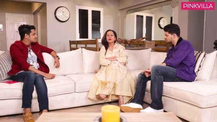 Sooraj Pancholi and Zarina Wahab's emotional chat on his struggles and Salman Khan No More Secrets